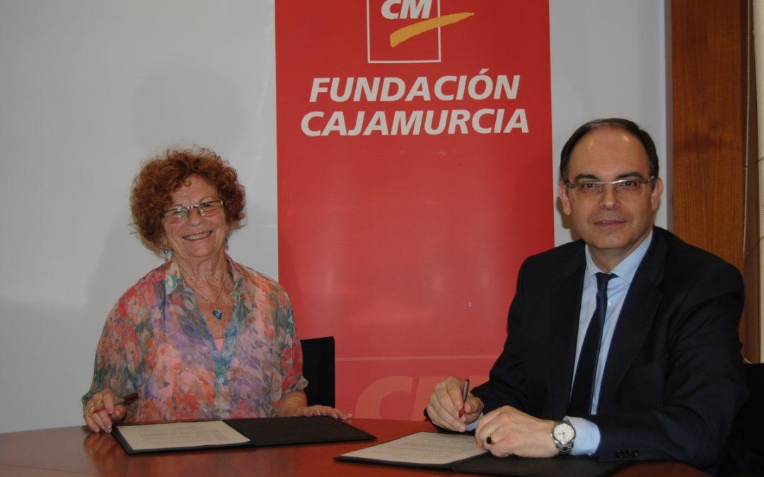 Convenio de colaboración con Fundación CAJAMURCIA