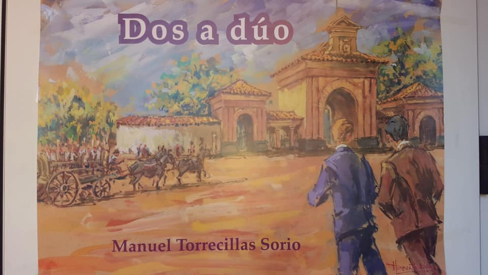 Presentation of the book titled «Dos a duo» written by Manuel Torrecillas